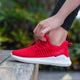 Women's Mesh Athletic Sneakers for Gym