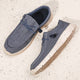 Men's Non Slip Canvas Loafers