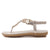 Konhill Women's Pearl Sandals