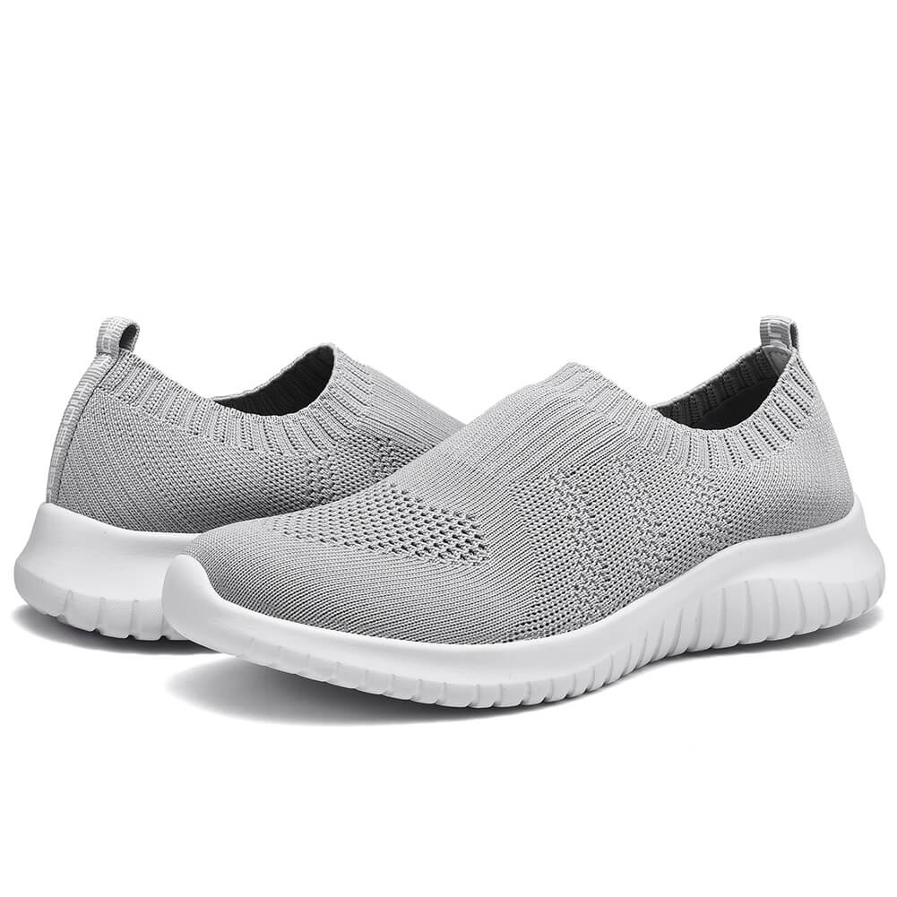 Knitted Walking Shoes-CW