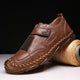 Men's Hook Loop Cowhide Loafers