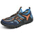 Men's Pigskin Mesh Hiking Shoes