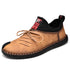 Lace Men's Handmade Casual Shoes