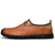 Two-Layer Cowhide Breathable Shoes