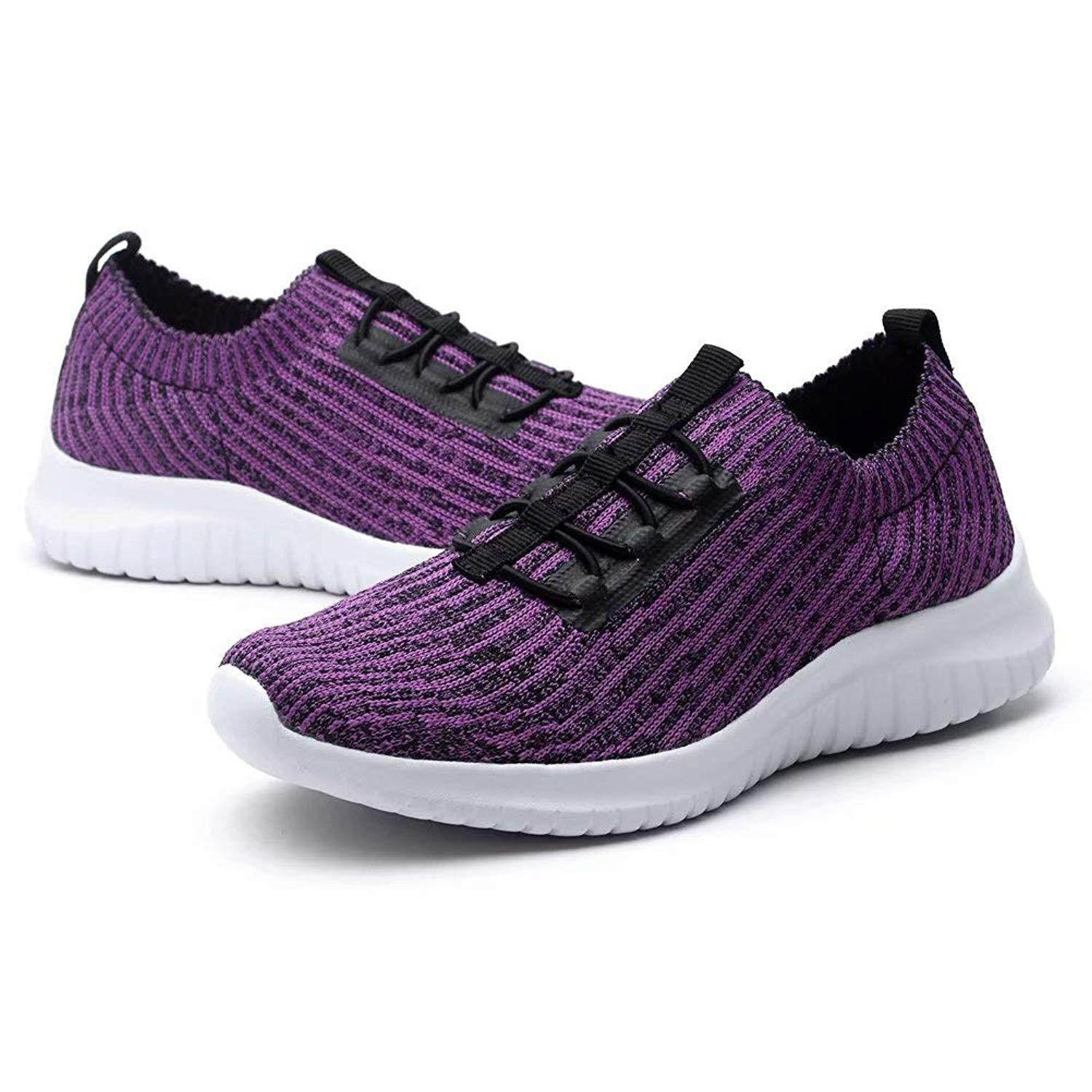Knitted Sneakers-BL