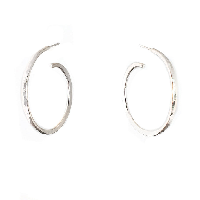 Medium Classic Hoops