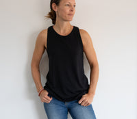 Racerback tri blend wicking Tank - Custom