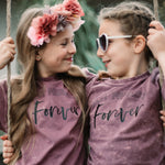 Stonewash classic Tee - Best Friends Forever