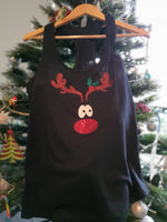 Tank Top or T shirt - Rudolph