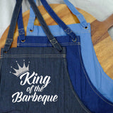 Apron - King of the Barbeque