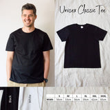 Unisex Classic Tee - I'm sexy and I mow it