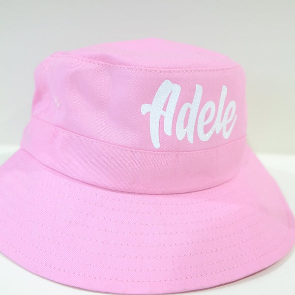 Bucket Hat - Custom Name or Initial