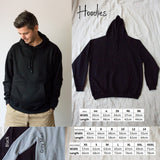 Hoodie - White pointers soccer
