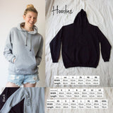 Hoodie - Custom (Baby-Adults sizing)