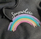 Hoodie - Somewhere over the rainbow