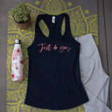 Tank Top or T shirt - Just do you