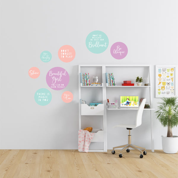 Motivational Wall Decals - There is magic in you