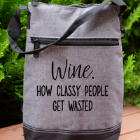 Wine Cooler - Wine, how classy people get wasted