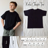 Kid's Tees - Graffiti Cousin Crew