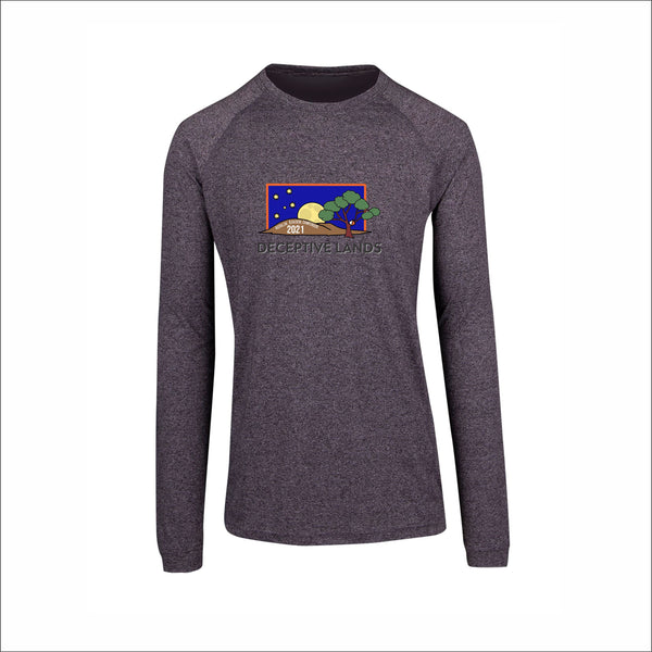 Australian Rogaining Champ 2021 Long Sleeve T-shirt (4 colours)