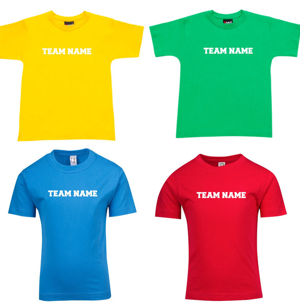 School Sports Day t-shirt