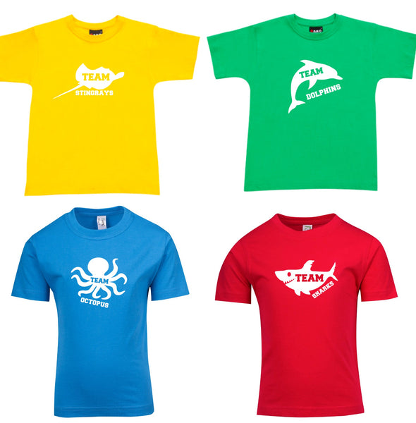 Moana PS School Sports Day t-shirt