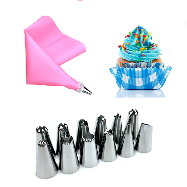 Cake Decorating Tools Kit
