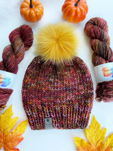 AUTUMN LEAVES Beanie Kit