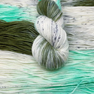 TEA TREE - Dyed to order