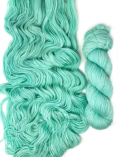 AQUAMARINE | Dyed to order
