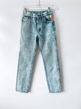 Acid Wash Lee Jeans