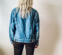 Levi Strauss Dark Denim Jacket