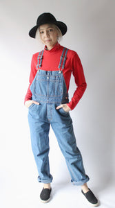 Tommy Hilfiger Overalls with Turtleneck