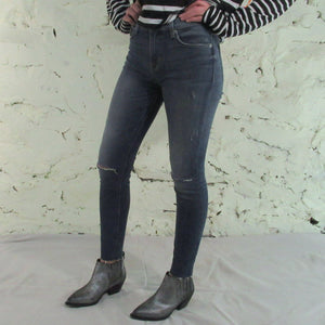 Hudson, High Waist Barbara Denim Jeans