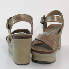 OTBT; Bee Cave Sandals, Gold