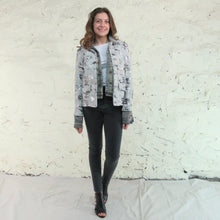 Angela Mara, Jacket; Faux Two Piece