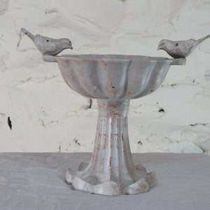 Speckled Bird Bath