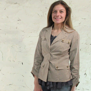 Wearables; Folksy Jacket