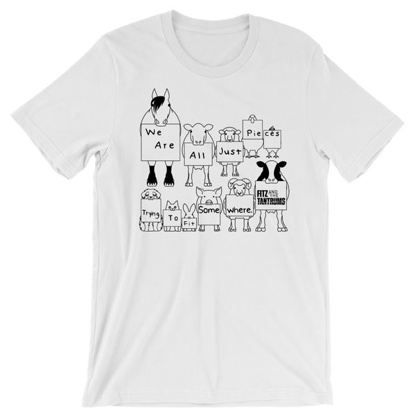 A Place For Us - Adult Animal Tee