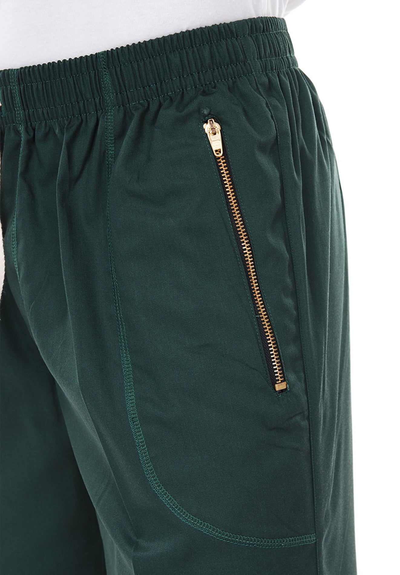 Basic Pant Dark Green