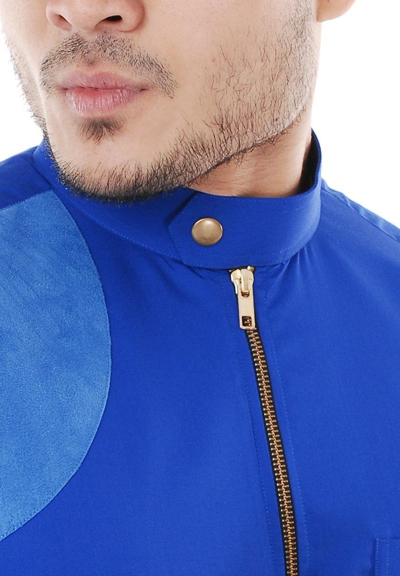 Jubah Nuh Royal Blue
