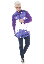 Kurta Abstract Purple V 2.0