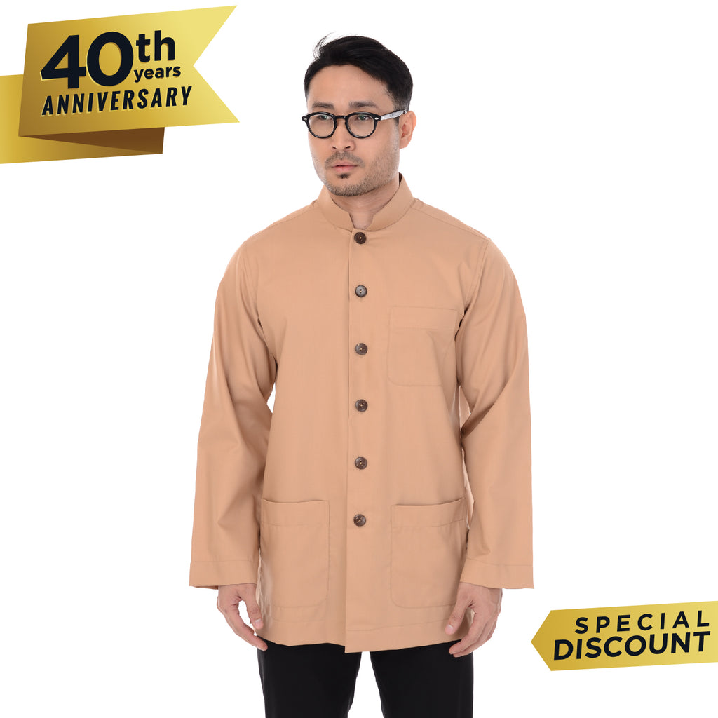 Kurta Habib Brown