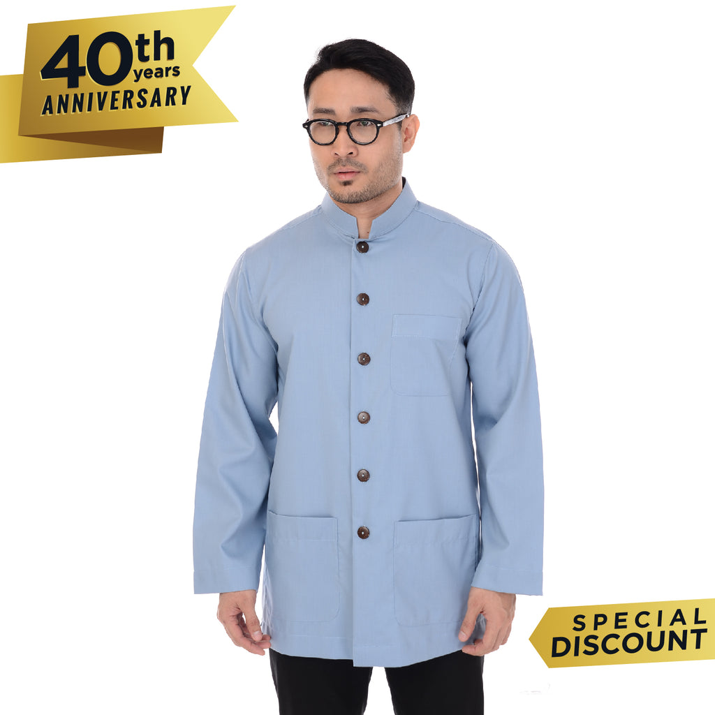 Kurta Habib Light Blue