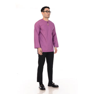 Kurta IMA Idris Purple Blue
