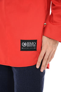 Kurta Idris Long Sleeve Red