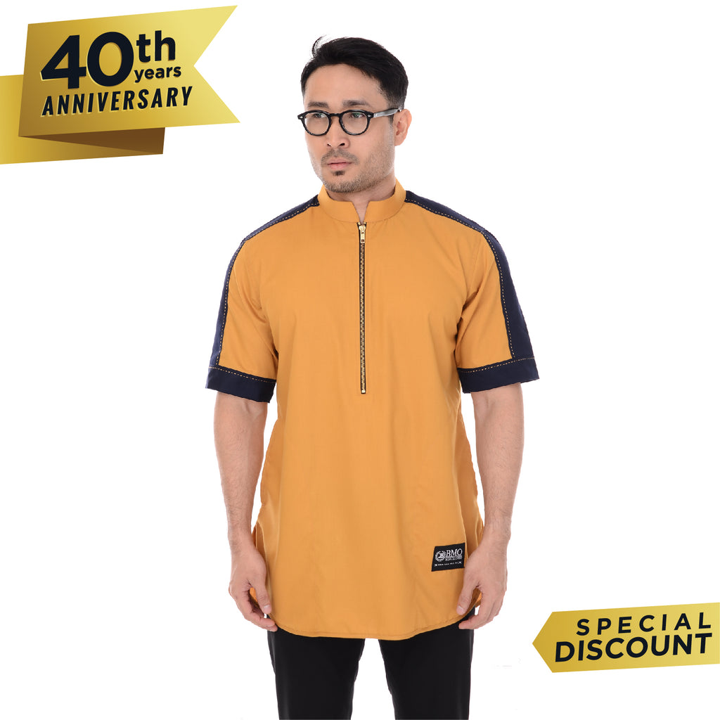 Kurta Signature Gold Navy V3
