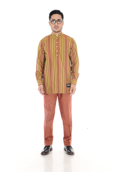 Kurta Warisan Brown