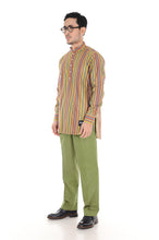 Kurta Warisan Dark Purple