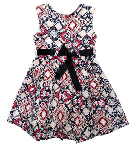 BottaBotta Sleveless A-Line Cotton Princess Frock